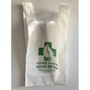 sacs pharmacie 50 microns